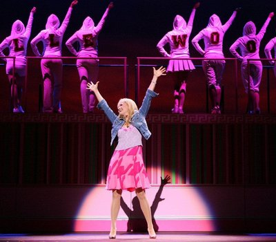 Legally Blonde: The Musical online