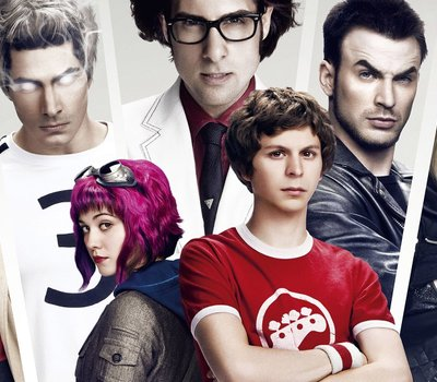 Scott Pilgrim vs. the World online