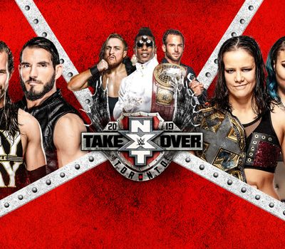 NXT TakeOver: Toronto 2019 online