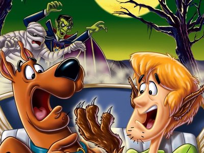 watch Scooby-Doo! and the Reluctant Werewolf streaming