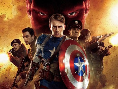 watch Captain America: The First Avenger streaming
