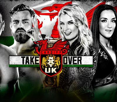 NXT UK TakeOver: Cardiff online