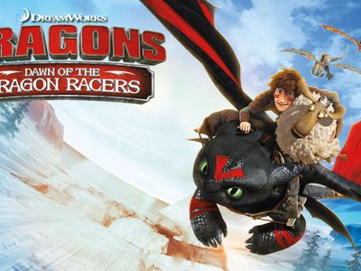 watch Dragons: Dawn Of The Dragon Racers streaming