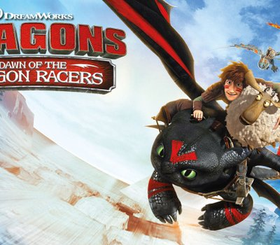 Dragons: Dawn Of The Dragon Racers online