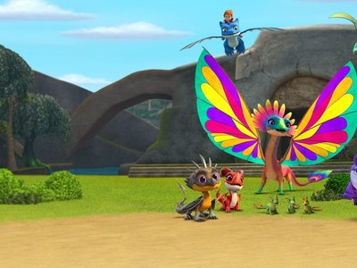 watch Dragons: Rescue Riders: Secrets of the Songwing streaming