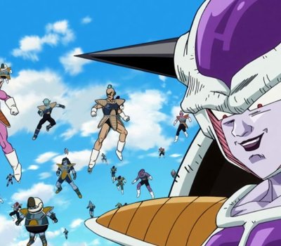 Dragon Ball Z: Resurrection 'F' online