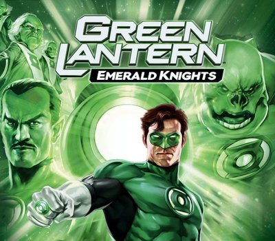 Green Lantern: Emerald Knights online