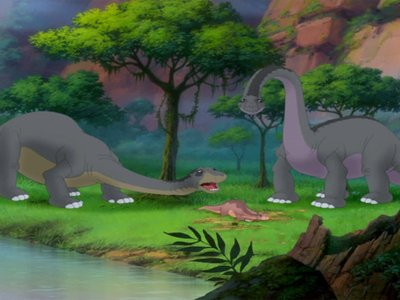 watch The Land Before Time IX: Journey to Big Water streaming