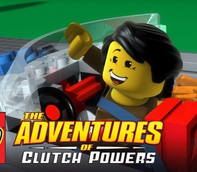 LEGO: The Adventures of Clutch Powers online