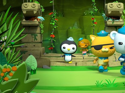 watch Octonauts and the Caves of Sac Actun streaming