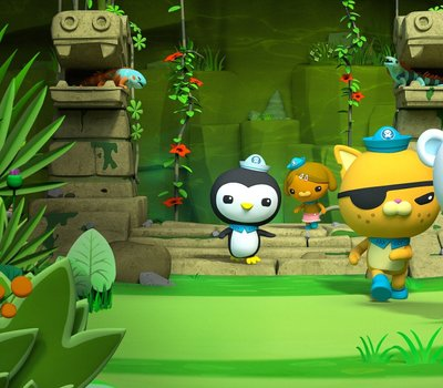 Octonauts and the Caves of Sac Actun online