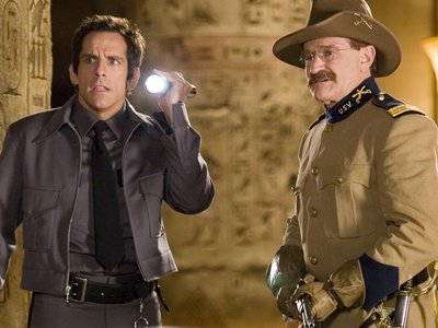 watch Night at the Museum streaming