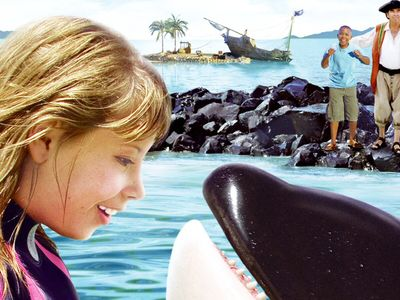 watch Free Willy: Escape from Pirate's Cove streaming