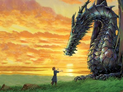 watch Tales from Earthsea streaming