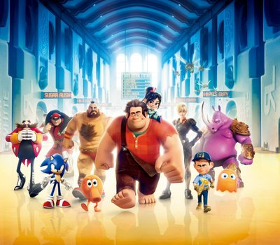 Wreck-It Ralph online