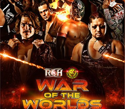ROH/NJPW War of the Worlds Tour - Toronto, ON online