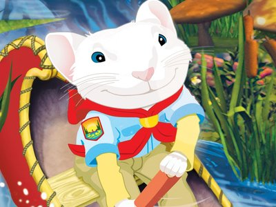 watch Stuart Little 3: Call of the Wild streaming