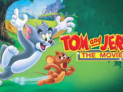 watch Tom and Jerry: The Movie streaming