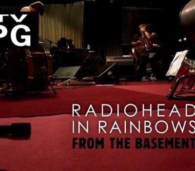 Radiohead: In Rainbows – From the Basement online