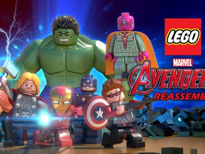 watch LEGO Marvel Super Heroes: Avengers Reassembled! streaming