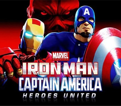 Iron Man & Captain America: Heroes United online
