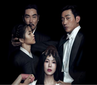 The Handmaiden online