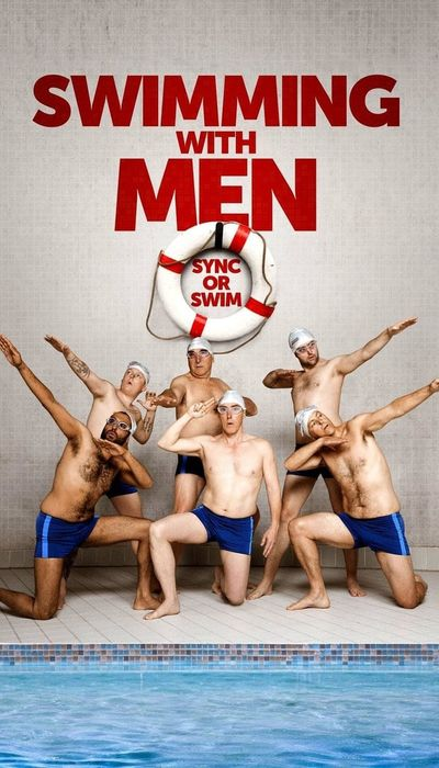 Swimming with Men movie