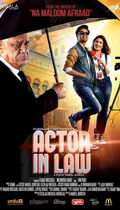 Actor in Law movie