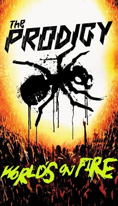 The Prodigy: World's On Fire movie