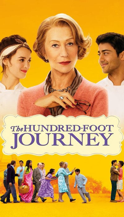 The Hundred-Foot Journey movie