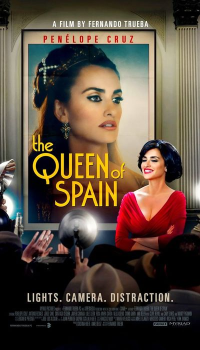 The Queen of Spain movie