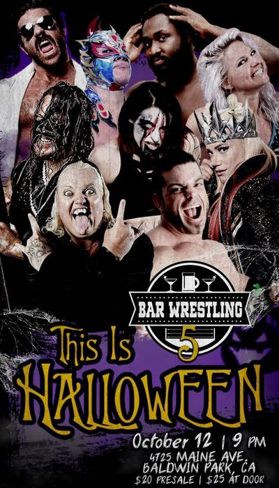 Bar Wrestling 5: This Is Halloween movie