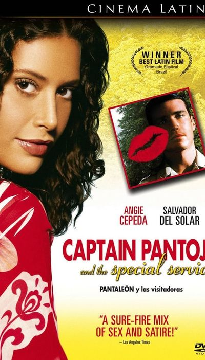 Captain Pantoja and the Special Services movie