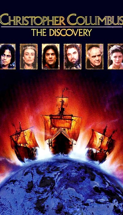 Christopher Columbus: The Discovery movie