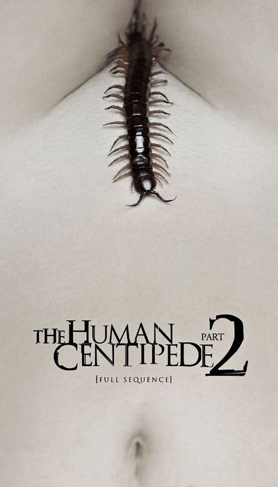 The Human Centipede 2 (Full Sequence) movie