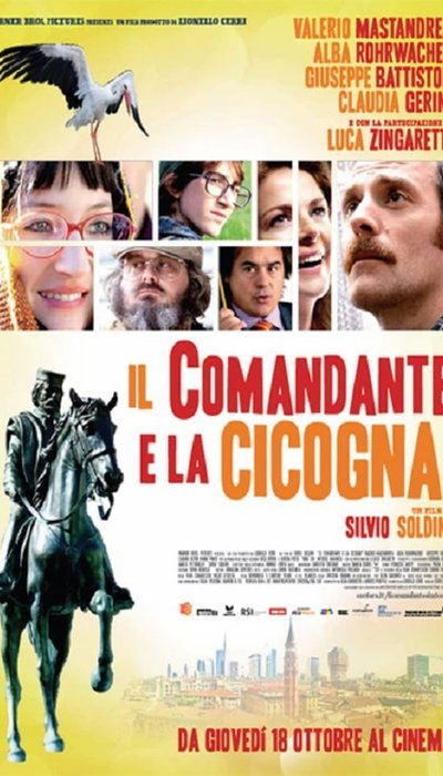 The Commander and the Stork movie