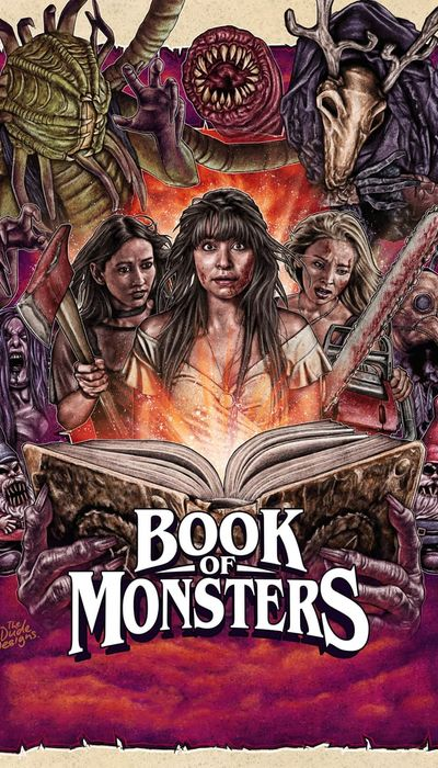 Book of Monsters movie