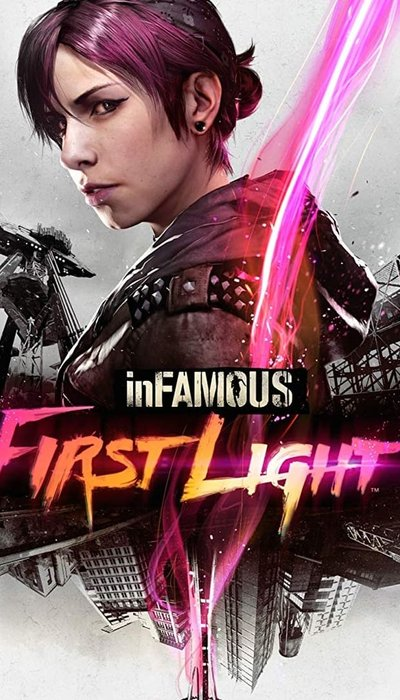 Infamous: First Light movie
