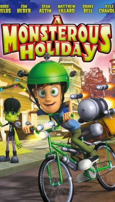 A Monsterous Holiday movie