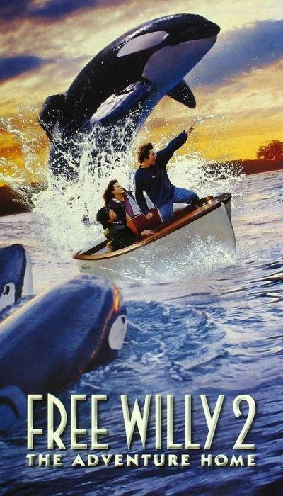Free Willy 2: The Adventure Home movie