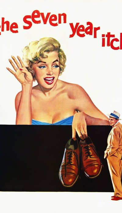 The Seven Year Itch movie