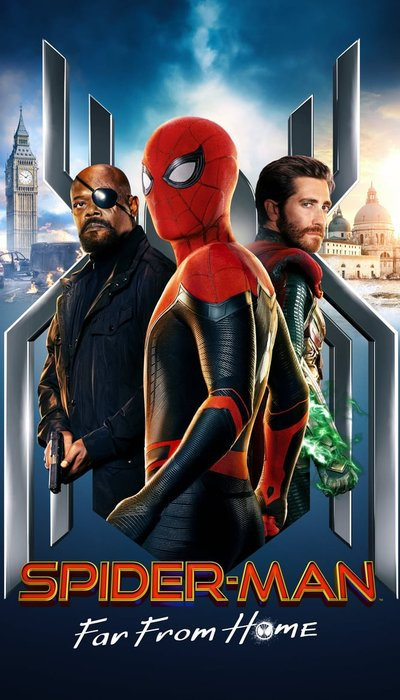 Spider-Man: Far from Home movie