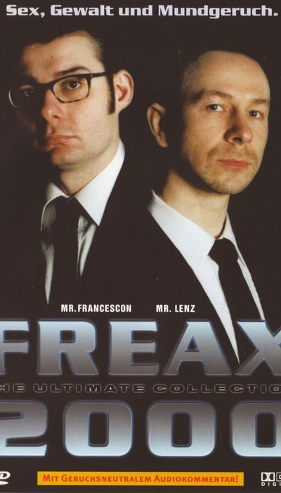 Freax 2000 - The Ultimate Collection movie
