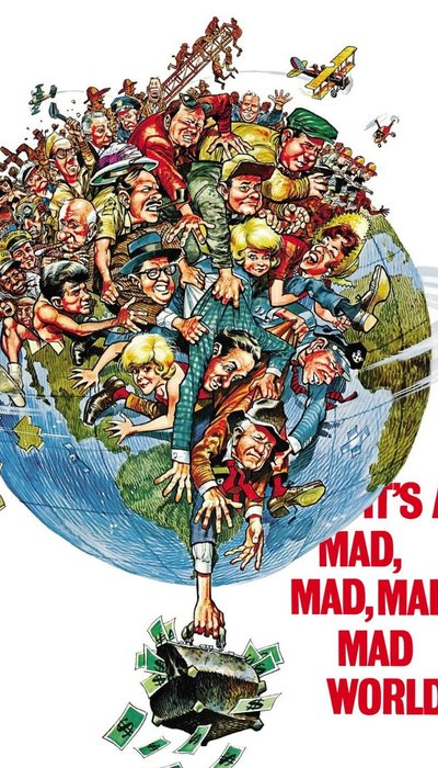 It's a Mad, Mad, Mad, Mad World movie