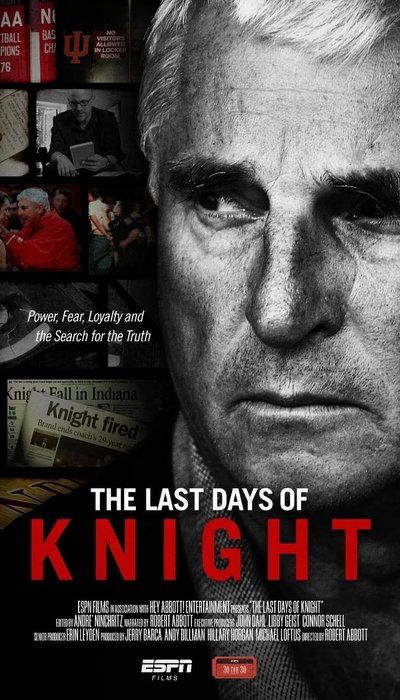 The Last Days of Knight movie