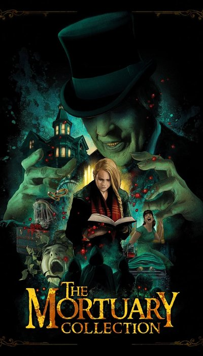 The Mortuary Collection movie