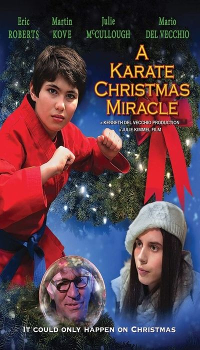 A Karate Christmas Miracle movie