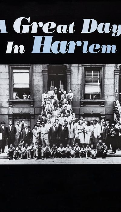 A Great Day in Harlem movie