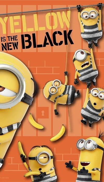 Yellow Is the New Black movie