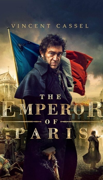 The Emperor of Paris movie